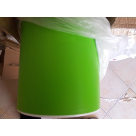 pellicole adesive car wrapping verde monster opaco